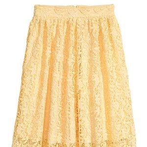 Hym midi skirt